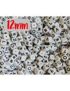 Letras de silicona 12mm