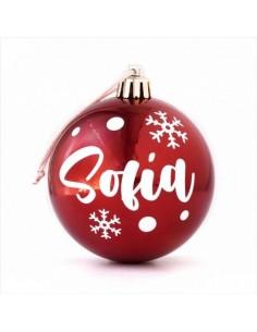 Bola de navidad...