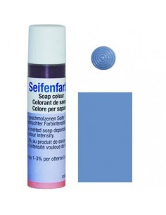 Colorante para jabones azul 10ml