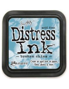 Tintas Distress INK broken china