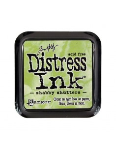 Tintas Distress INK shabby shutters