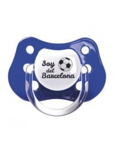 Chupete soy del Barcelona