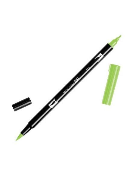 Rotulador Tombow Dual brush ABT 173 willow green