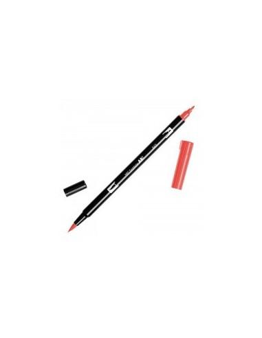 Rotulador Tombow Dual brush ABT 845 Carmine