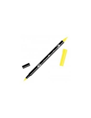 Rotulador Tombow Dual brush ABT 055 Process Yellow