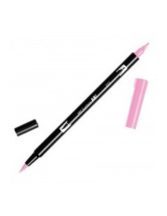 Rotulador Tombow Dual brush ABT 723 pink