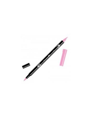 Rotulador Tombow Dual brush ABT 723 pink