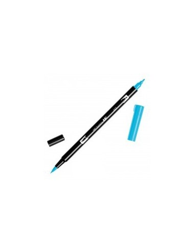 Rotulador Tombow Dual brush ABT 443 turquoise