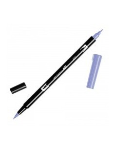 Rotulador Tombow Dual brush ABT 623 purple sage