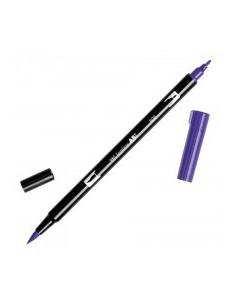 Rotulador Tombow Dual brush ABT 606 violet