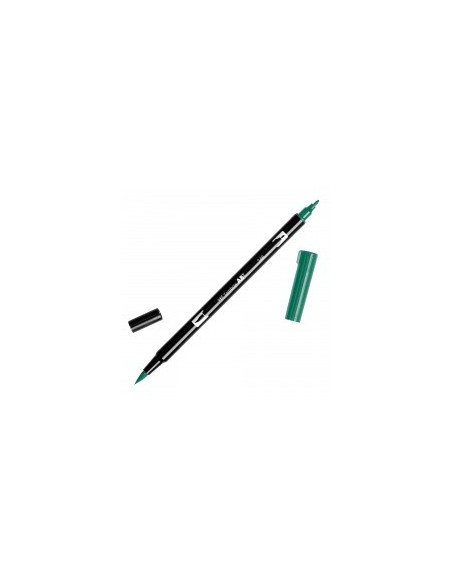 Rotulador Tombow Dual brush ABT 346 sea green