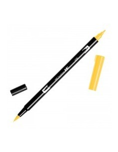 Rotulador Tombow Dual brush ABT 025 light orange
