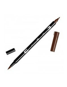Rotulador Tombow Dual brush ABT 899 redwood