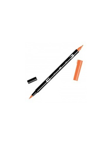 Rotulador Tombow Dual brush ABT 905 red