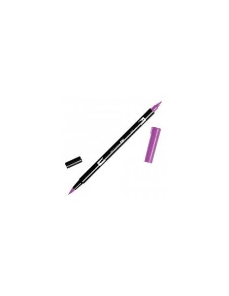 Rotulador Tombow Dual brush ABT 665 purple