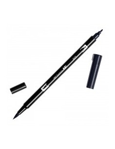 Rotulador Tombow Dual brush ABT N15 black