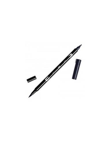 Rotulador Tombow Dual brush ABT N15 black