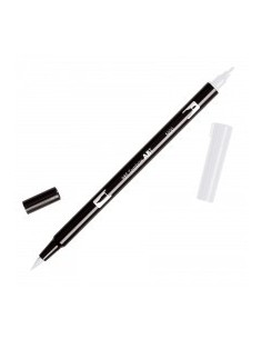 Rotulador Tombow Dual brush ABT N00 colorless blender