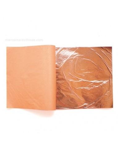Pan de cobre falso