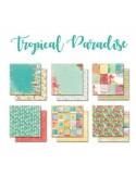 kits papeles Tropical Paradise