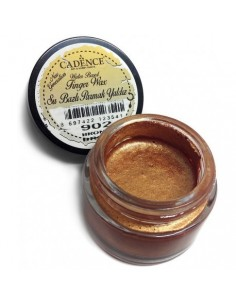 Finger wax Bronce