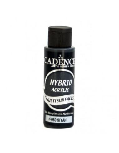 Pintura hybrid negro