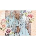 Papeles de arroz tablón y rosas