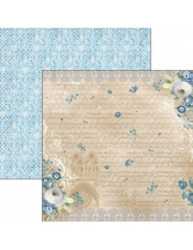 Papel scrap rinascimento estense