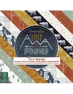 kits papeles Lost & Found