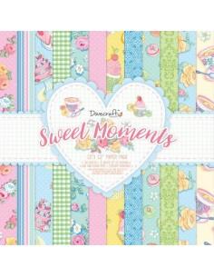 kits papeles Sweet Moment
