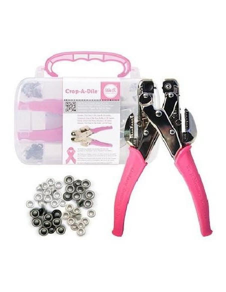 Crop a dile kit rosa