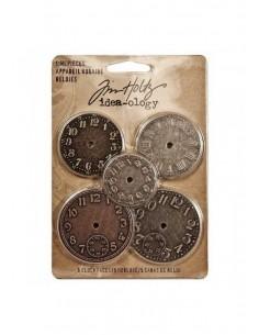 Esferas de reloj Tim Holtz