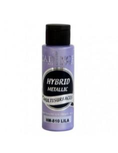 Pintura multisuperficies hybrid metalizada lila