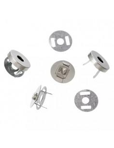 Cierre magnético 14mm (5 unidades)