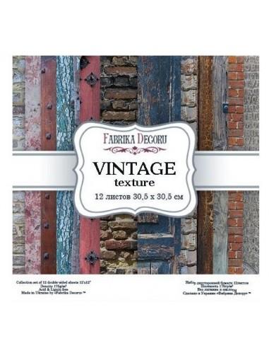 kits papeles Vintage texture