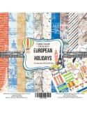 kits papeles European Holidays