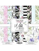 kits papeles Wild orchid