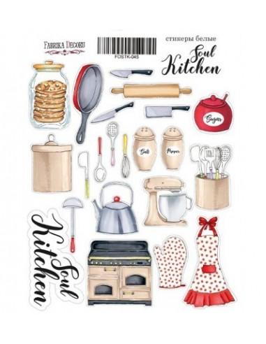 Stickers Soul kitchen