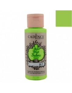 Style Matt Fabric verde pistacho