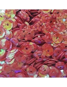 Lentejuelas irisadas red