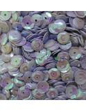 Lentejuelas irisadas purple