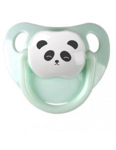 Chupete clásico osito panda