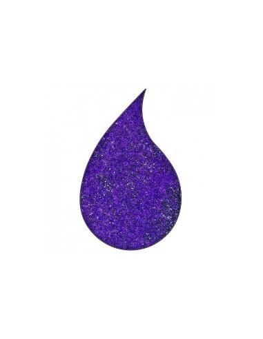 Polvos embossing Wow! Purple Glitz regular