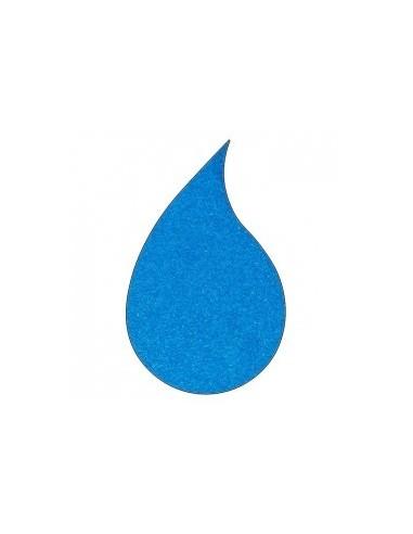Polvos embossing Wow! Blue metalline regular