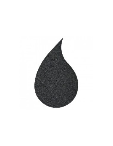 Polvos embossing Wow! Black puff ultra high