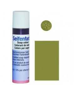 Colorante para jabones oliva 10ml