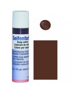 Colorante para jabones chocolate 10ml