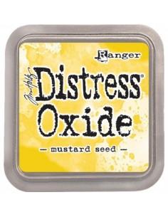 Tinta Distress Oxide mustard seed