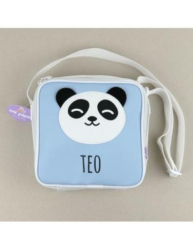 bolsa isotérmica personalizada panda
