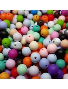 Bolas de silicona 15mm